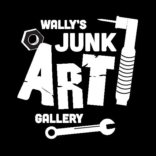 Wally's Junk Art Gallery